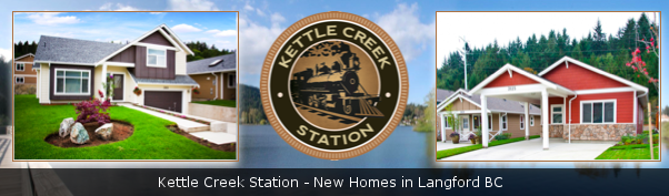 Kettle Creek Station - New Residential Homes in Langford BC