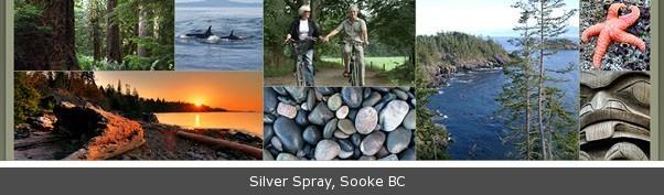 Silver Spray, Sooke, BC
