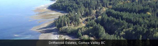 Driftwood Estates Beachfront Lots, Campbell River, Vancouver Island Real Estate