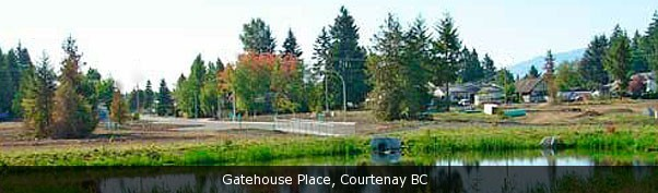 Gatehouse Place, Mountainview Residential Lots, Courtenay, Vancouver Island Real Estate