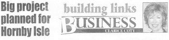 September 2011 Business Vancouver Island Article