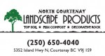 North Courtenay Landscape Products