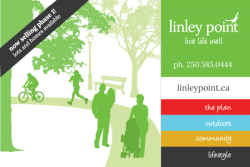 Linley Point Nanaimo Homes