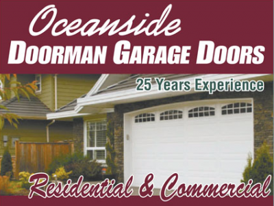 Oceanside Doorman Garage Doors
