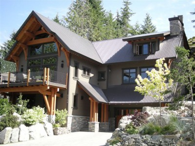 Island Timberframe Designs And Builds Custom Timber Frame
