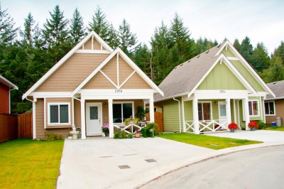 New Langfro Homes at Kettle Creek Station